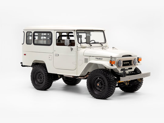 Toyota Land Cruiser 1979 FJ43 Rustic Green