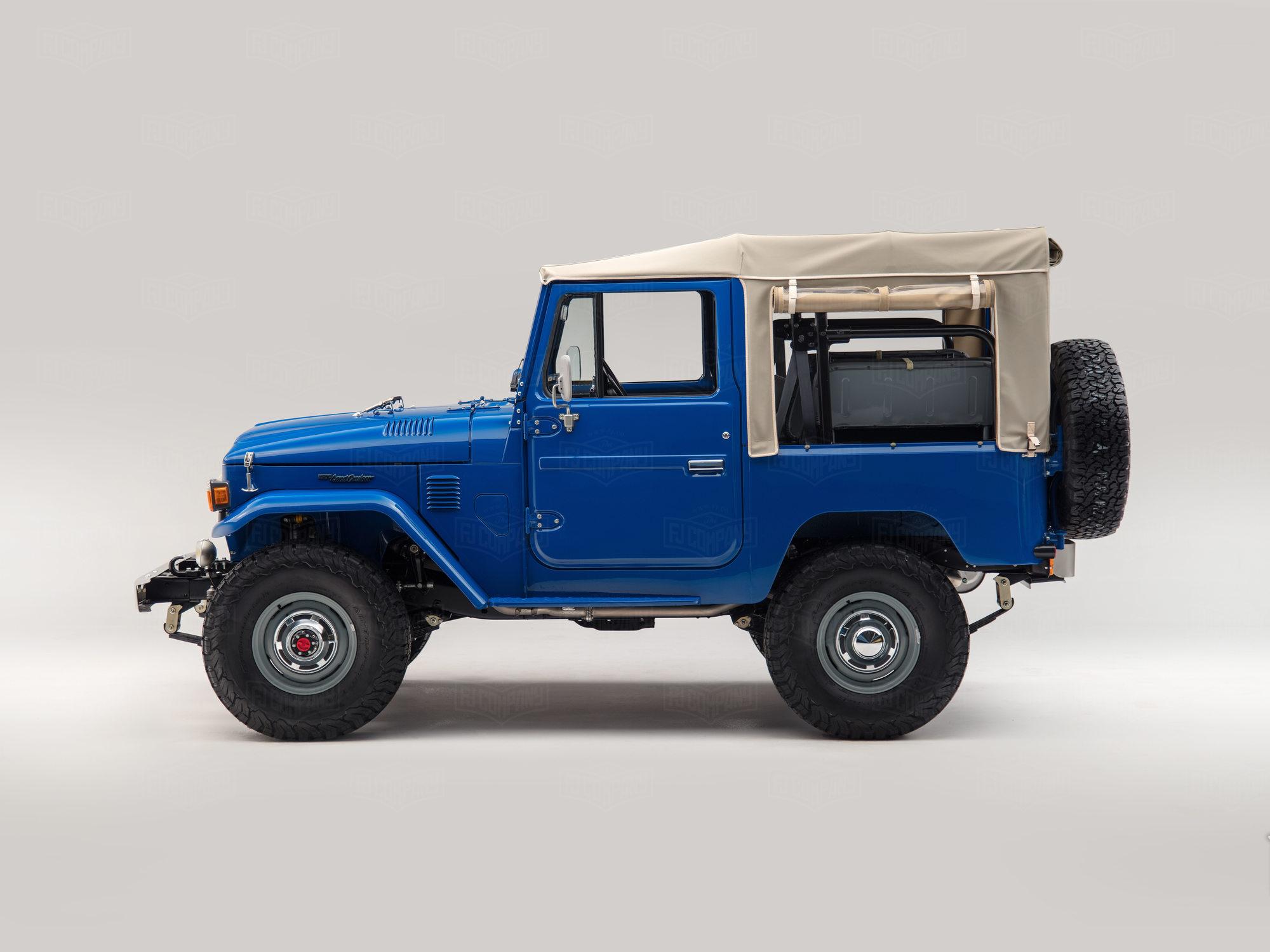 1980 Toyota Land Cruiser FJ40 313101