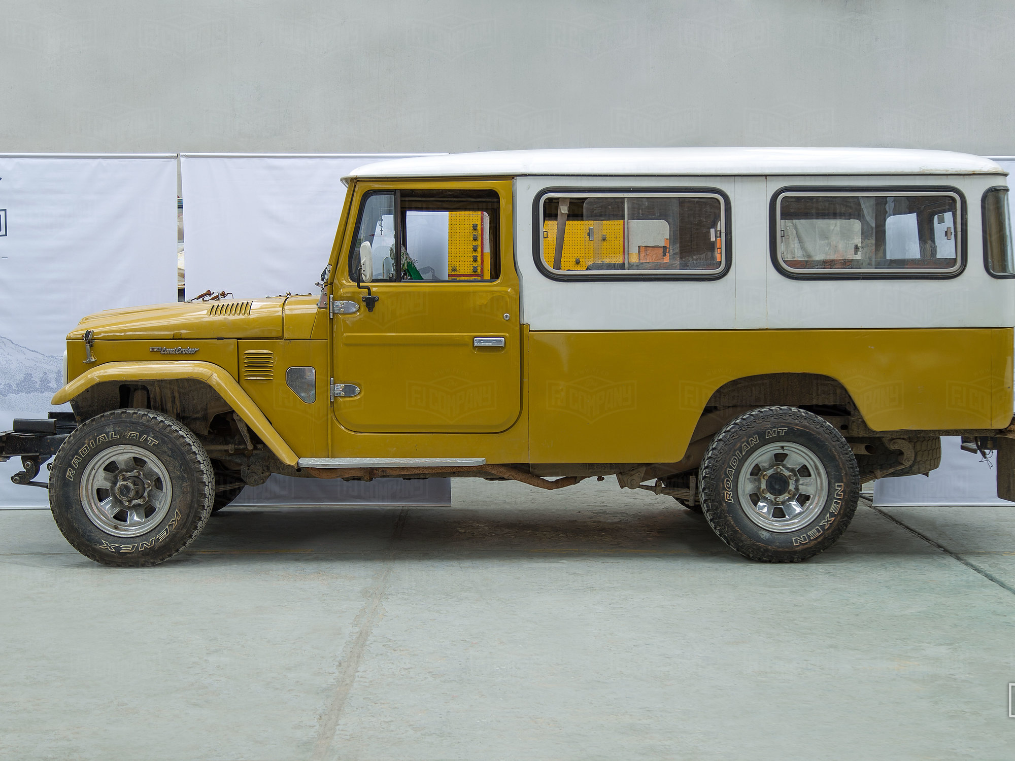 A 1981 Troopy with a Story to Tell