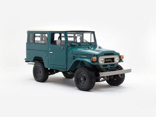 The Classic Green Machine