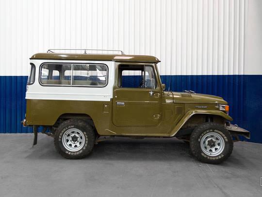 1978 fj43 for sale - white