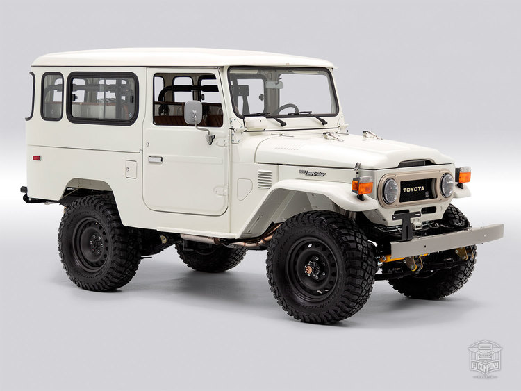 Restored Land Cruisers - The FJ Company