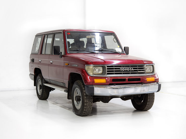 70 Series Land Cruisers for restoration - The FJ Company