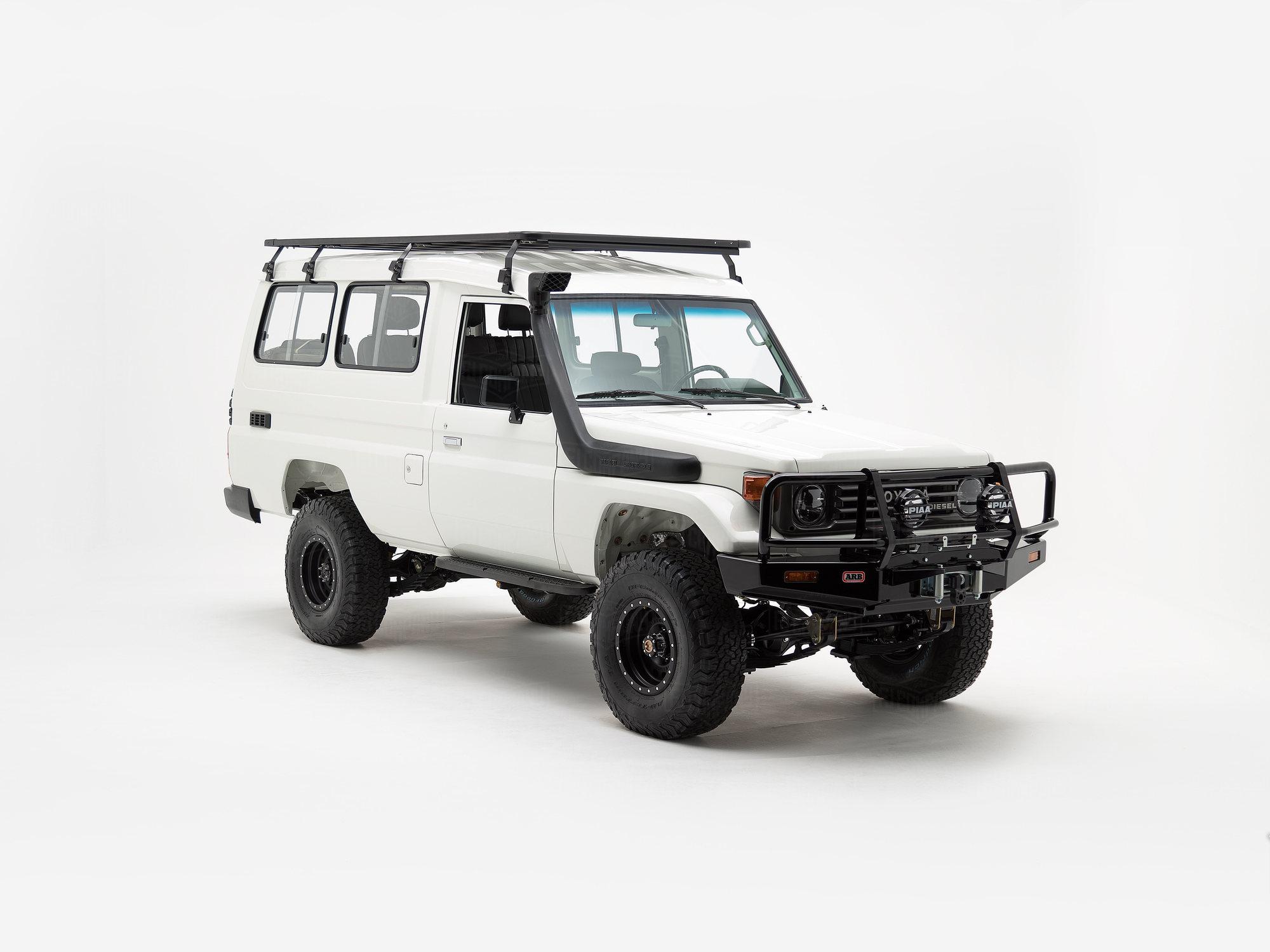 Toyota Dealer Miami >> 1992 HZJ75 - White - HZJ75-0008063