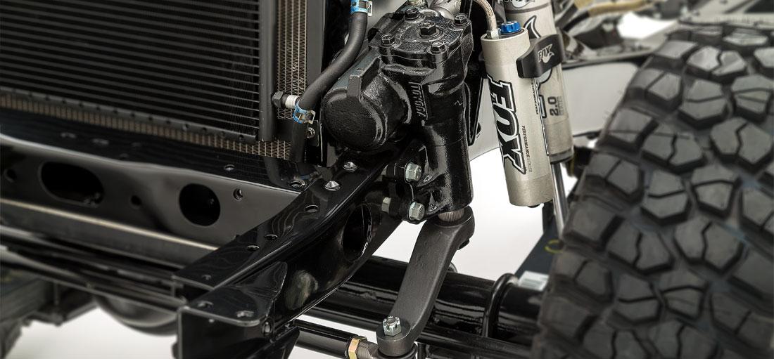Advanced Power Steering