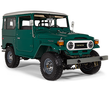 The FJ Company - Custom Built For Today's Driver