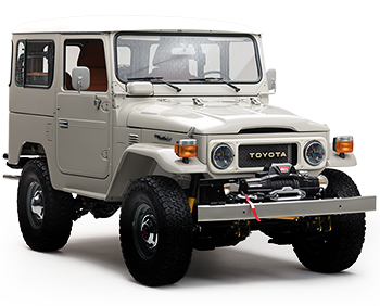 Land Cruiser Restoration >> The Fj Company Custom Built For Today S Driver