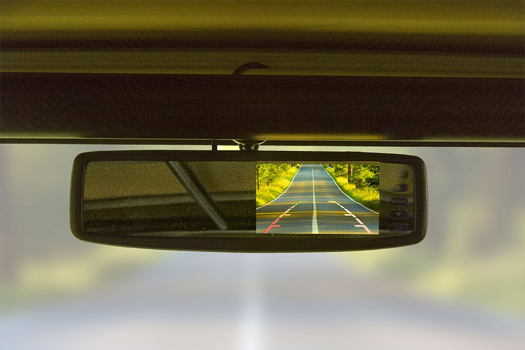 Get a Clearer View with a Backup Camera