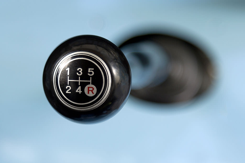 Go for the 5-Speed Manual or Automatic Transmission