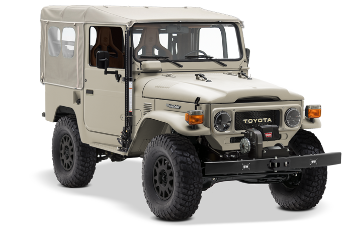 The FJ Company - Custom Built For Today's Driver