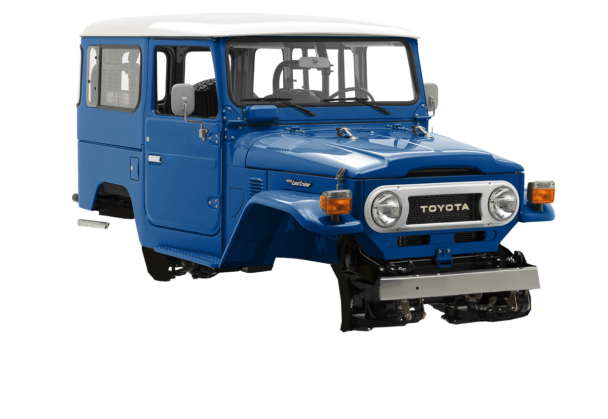 build your classic fj land cruiser from the fj companybuild your custom land cruiser