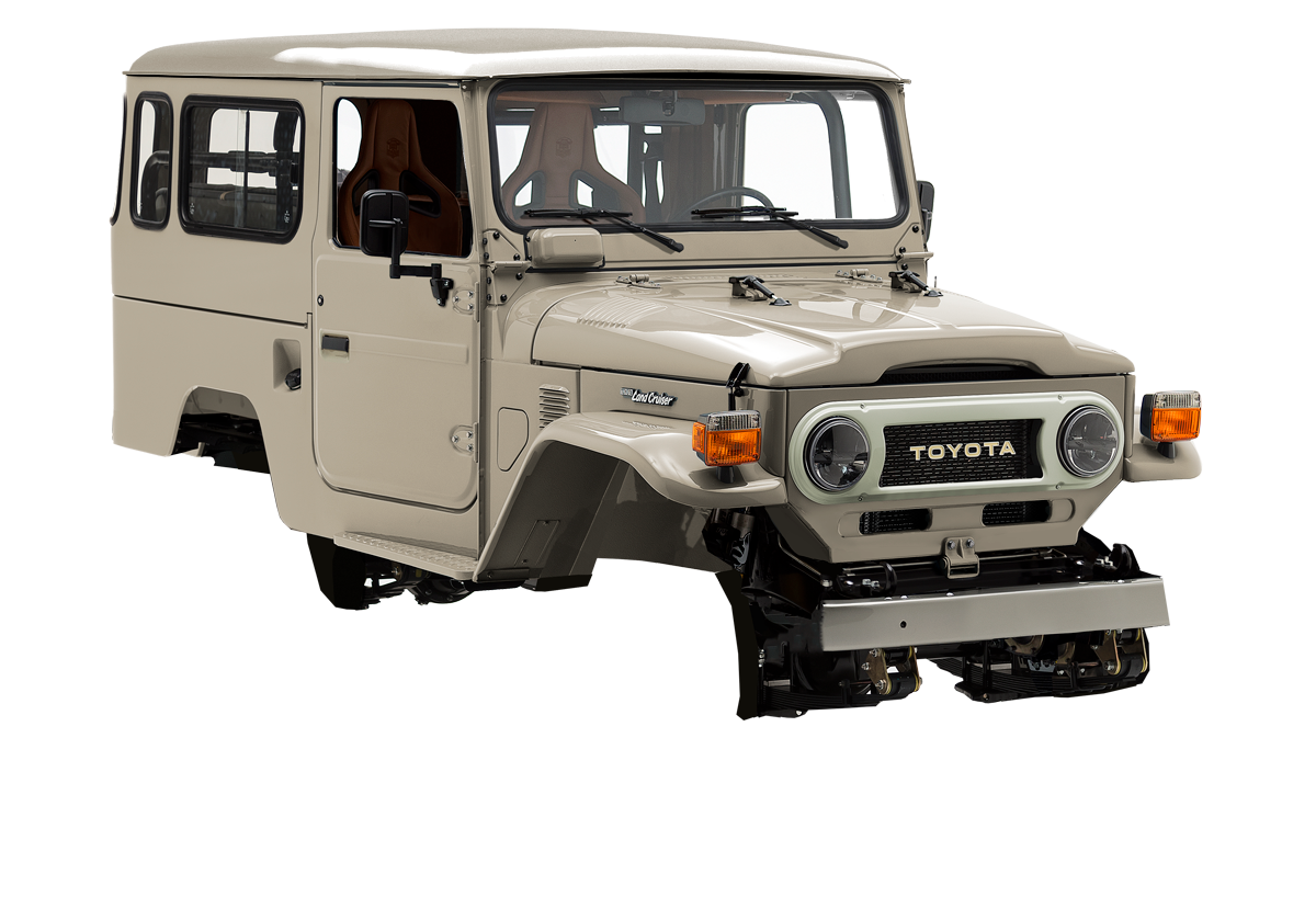 Build your G40 Signature FJ Land Cruiser from The FJ Company