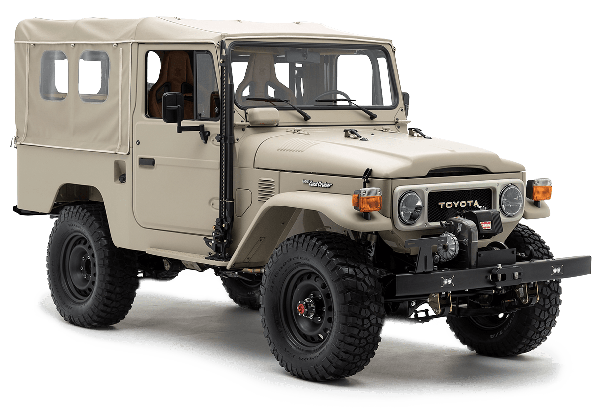 Best Images Of Toyota Jeep Cars
